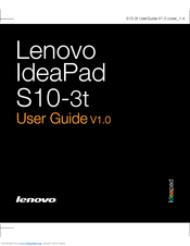 Lenovo 065137U User Manual