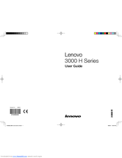 Lenovo H220 User Manual