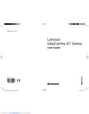 Lenovo IdeaCentre A700 Drivers
