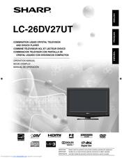 sharp tv setup instructions