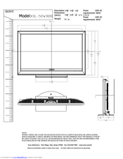 sony bravia led tv manual