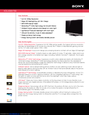 sony bravia kdl 60ex700 manuals rh manualslib com sony kdl60ex700 manual sony kdl-60ex700 user manual
