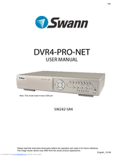 swann sw242 sr4 user manual pdf download rh manualslib com