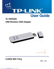Driver tp-link tl-wn422g 54mbps windows 7 installer