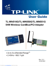 TP-LINK TL-WN510G DRIVERS FOR WINDOWS XP