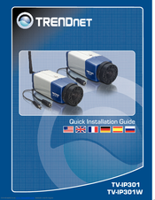 TRENDNET TV-IP301 DRIVER WINDOWS