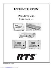 rts zeus manuals rh manualslib com Clip Art User Guide User Webcast