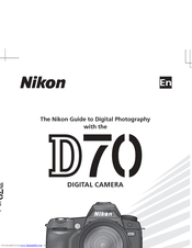 Nikon 25214 - D70 Digital Camera SLR Manual