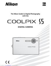 nikon coolpix s5 manual pdf download rh manualslib com Nikon Coolpix L840 Nikon Coolpix L840