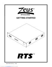 telex zeus user manual pdf download rh manualslib com Clip Art User Guide Online User Guide