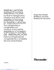 thermador freedom t30ir70nsp manuals rh manualslib com thermador dishwasher user manual thermador user manual for oven cm301