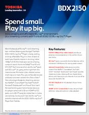 toshiba bdx2150 manuals rh manualslib com Toshiba 55HT1U Manual Toshiba Manual PDF