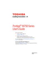 TOSHIBA PORTEGE M750 ACOUSTIC SILENCER TREIBER WINDOWS 10