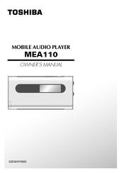 toshiba mea110 manuals rh manualslib com Toshiba Manual PDF Toshiba TV Owners Manual