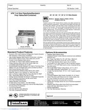 traulsen vps54s manuals. Black Bedroom Furniture Sets. Home Design Ideas