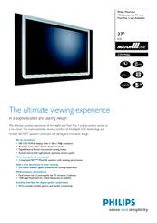 philips 37pf9986 manuals. Black Bedroom Furniture Sets. Home Design Ideas
