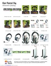 turtle beach ear force x4 manuals rh manualslib com turtle beach elite 800 user manual turtle beach xp510 user manual