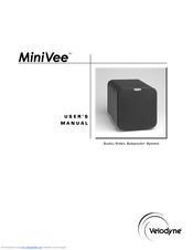 velodyne minivee user manual pdf download rh manualslib com
