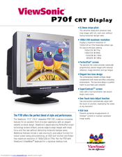 viewsonic p70f manuals rh manualslib com User Guide Template User Guide Template