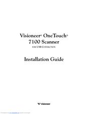 visioneer onetouch 7100 manuals rh manualslib com Canon Digital Camera Manual Digital Camera User Guide