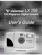 visioneer lx 200 manuals rh manualslib com Camera Instruction Manuals Canon Digital Camera Manual