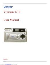 Shop vivitar vivicam 3710 3. 2mp digital camera (refurbished.