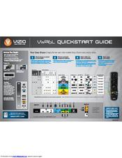 vizio vw26l manual
