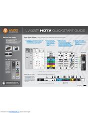 "vizio vw32l 32 lcd tv manuals rh manualslib com Vizio 32"" TV Vizio 32"" TV"