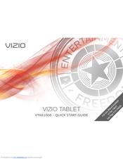 vizio vtab1008 manuals rh manualslib com Vizio Tablet 8 Inch Tablet Case