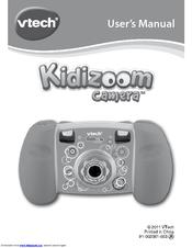 vtech kidizoom camera user manual pdf download rh manualslib com Vtech Kidizoom Camera Connect Vtech Kidizoom Digital Camera