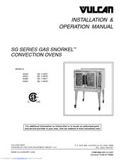 vulcan hart sg4d manuals sh wiring diagram vulcan hart sg4d installation & operation manual