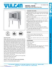 vulcan hart sg4d manuals pa wiring diagram vulcan hart sg4d specifications