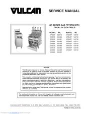 vulcan hart grd35 manuals rh manualslib com Vulcan Stove 24 vulcan-hart manuals