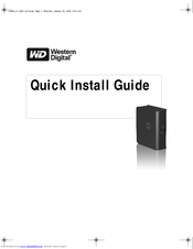 western digital wdg1c2500n my book premium edition 250 gb external rh manualslib com western digital wireless hard drive manual western digital 500gb external hard drive manual