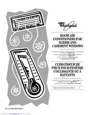 Whirlpool 1187617 Use And Care Manual