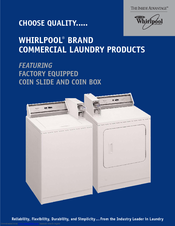 Whirlpool CEM2940TQ Specifications