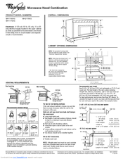 Whirlpool Mh1170xsq Manuals