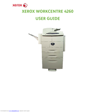 Xerox WorkCentre 4260 Series User Manual