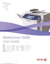 Xerox Workcentre 6400x Driver