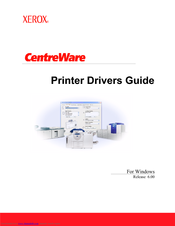 Xerox WorkCentre 245 Driver Manual