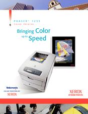 xerox phaser 1235 manuals rh manualslib com Xerox Phaser 3635 Xerox Phaser 3600