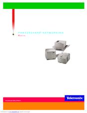 xerox phaser 850 manuals rh manualslib com Tektronix MSO4104 Tektronix Manuals PDF