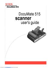 xerox documate 515 user manual user guide manual that easy to read u2022 rh sibere co Xerox DocuMate 515 PDF Xerox DocuMate 515 Driver