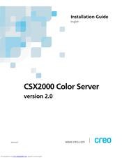 XEROX Printer Creo CSX2000 Drivers for Mac