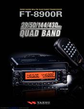 Yaesu FT-8900R Brochure