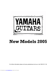 Yamaha BB414 Brochure