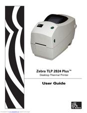 Zebra TLP 2824 Plus Manuals