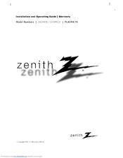 Zenith Z50PX2D - 50