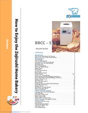 zojirushi bbcc s15 manuals rh manualslib com zojirushi breadmaker bbcc-s15 recipes Zojirushi BB-HAC10 Dough