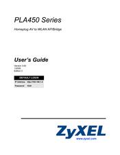 zyxel communications pla 450 user manual pdf download rh manualslib com